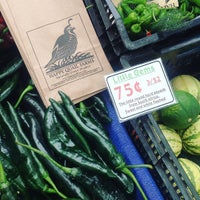 Photo taken at Palo Alto Farmers Market by Wine H. on 8/30/2015
