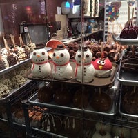Photo taken at Rocky Mountain Chocolate Factory by Randy R. on 12/28/2013