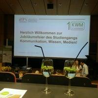 Photo taken at FH Oberösterreich - Fakultät für Informatik, Kommunikation und Medien by Katharina L. on 9/23/2016
