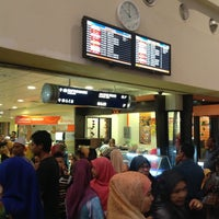 Photo taken at Sultan Ismail Petra Airport (KBR) by Azri J. on 4/17/2013