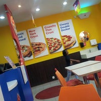 Photo taken at Domino's Pizza by Shahrir N. on 4/3/2013