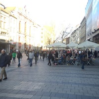 Photo taken at Fußgängerzone by Tobi V. on 4/12/2016