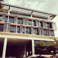 Photo taken at School of Humanities and Social Sciences | NTU by Jesse G. on 8/12/2013