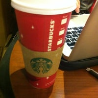 Photo taken at Starbucks by Peto C. on 11/28/2012