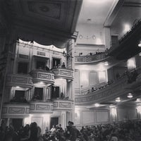 Photo taken at Shubert Theatre by Alex T. on 1/23/2014