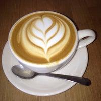 Photo taken at Panther Coffee by Nirka B. on 6/11/2013