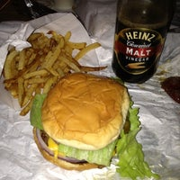 Photo taken at Hat Creek Burger Company by Mark D. on 12/1/2012