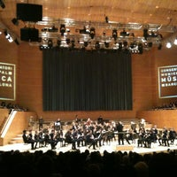 Photo taken at L'Auditori by David Q. on 2/2/2013