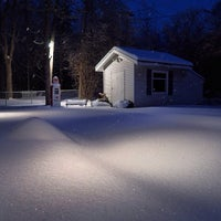 Photo taken at Plattsburgh, NY by Ryan B. on 12/25/2013