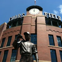 Photo taken at Coors Field by Kate W. on 7/25/2013