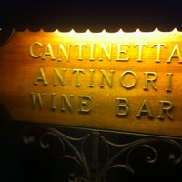 Photo taken at La Cantinetta by Roman P. on 6/5/2013