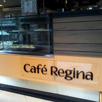 Photo taken at Café Regina by Chaval . on 6/23/2013