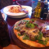 Photo taken at Central de Pizzas Polanco by Juan Carlos R. on 12/28/2012