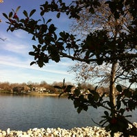 Photo taken at Holiday Shores Lake by Dale F. on 12/5/2012