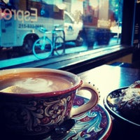 Photo taken at La Colombe Torrefaction by Paul B. on 1/3/2013
