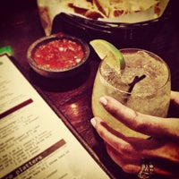 Photo taken at Cantina 18 by Christina N. on 4/20/2013