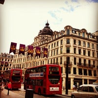 Photo taken at Oxford Street by Yongjoo J. on 7/4/2013