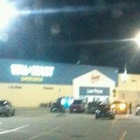 Photo taken at Walmart Supercenter by Ryan A. on 11/28/2012