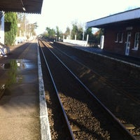 Photo taken at Wymondham Railway Station (WMD) by Michael T. on 1/13/2014