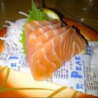 Photo taken at Sushi Tei by Malinda D. on 1/21/2013