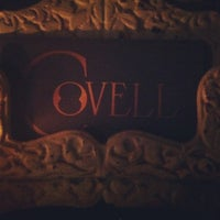 Photo taken at Bar Covell by Diana H. on 10/17/2012
