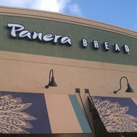 Photo taken at Panera Bread by Matt N. on 1/27/2016