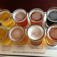 Photo taken at Iron Hill Brewery & Restaurant by Antonio F. on 6/18/2013