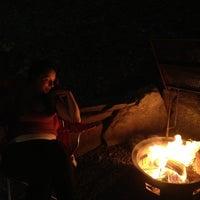 Photo taken at Malouf's Mountain Sunset Campground by Jeremy K. on 8/17/2013