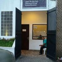 Photo taken at Tirtagangga Hotel by abdi k. on 6/4/2016