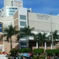Photo taken at Taguatinga Shopping by Ramon C. on 8/31/2013