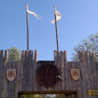 Photo taken at Sherwood Forest Faire by Leah H. on 3/24/2013