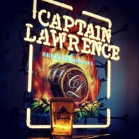 Photo taken at Captain Lawrence Brewing Company by Katy W. on 7/18/2013