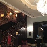 Photo taken at Hotel Monterey Akasaka by Lord M. on 4/4/2013