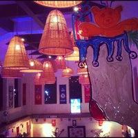 Photo taken at Leda Lounge Restaurant by Romario P. on 1/5/2013