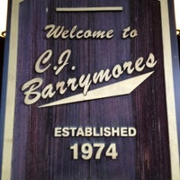 Photo taken at C.J. Barrymore's by JeNear C. on 8/1/2013