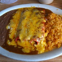 Photo taken at Sammy's Mexican Restaurant #2 by Meagan H. on 1/31/2013