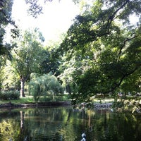 Photo taken at Parque de Ferrera by Antonio S. on 7/24/2013