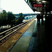 Photo taken at Coliseum BART Station by Jeremy H. on 11/11/2012