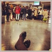Photo taken at AVE Madrid - Sevilla by Bella D. on 12/7/2013