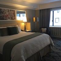 Photo taken at Loews Regency Hotel by Kasey B. on 8/13/2016