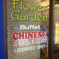 Flower Garden Chinese Buffet