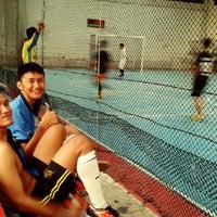 Photo taken at Putra Abadi Sport Center by Joko S. on 6/18/2013