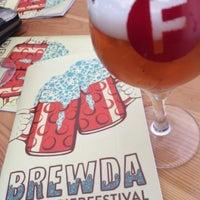 Photo taken at Brewda Bierfestival by Pieter K. on 9/5/2015