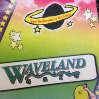 Photo taken at Waveland Cafe by mark h. on 12/22/2012