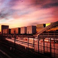 Photo taken at Station Leuven by Mark H. on 11/21/2012