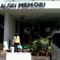 Photo taken at Salon Memori by Ajeng P. on 5/16/2013