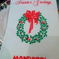 Photo taken at Mandarin Buffet by Rob C. on 12/24/2012