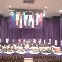 Photo taken at Alumni Hall by Rodrigo P. on 6/11/2013