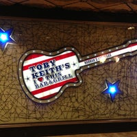 Photo taken at Toby Keith's I Love This Bar & Grill by Sam P. on 1/19/2013