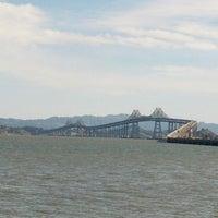 Photo taken at Richmond-San Rafael Bridge by Jongeon K. on 12/18/2012